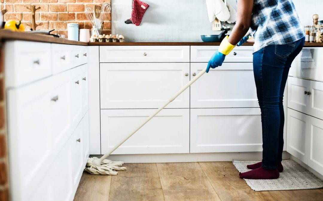 Spring Cleaning for Your Carpets and Hard Floors
