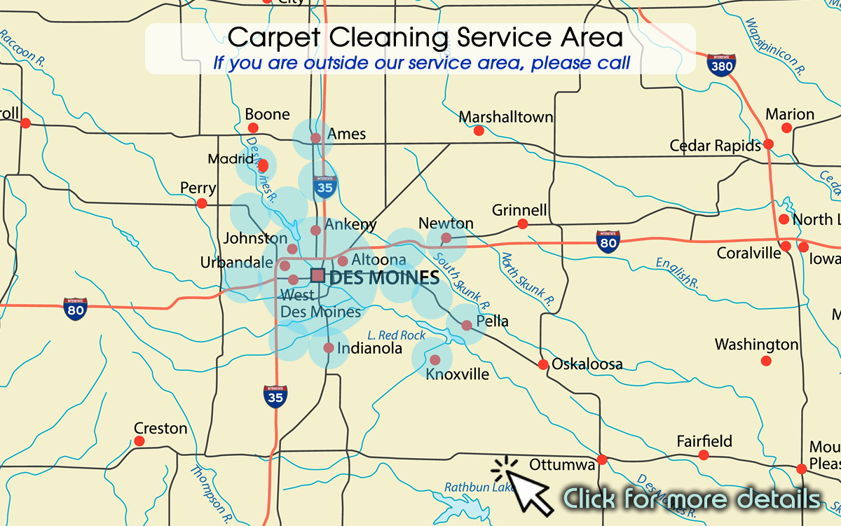 Iowa Carpet Cleaning